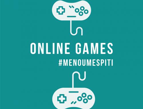 Online Games #MENOUMESPITI